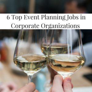 event planning jobs