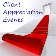 event planning clients
