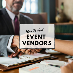 find event vendors