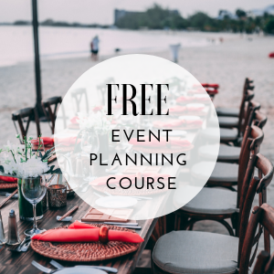 free event planning training