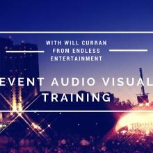 Basic Audio Visual Training For Event Planning
