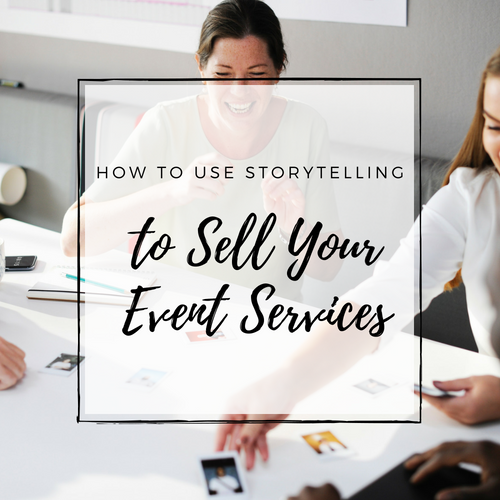 sell your event services