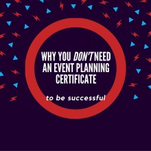 Why You Don't Need An Event Planning Certificate