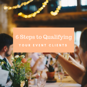qualifying event clients