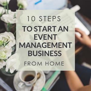 event management business