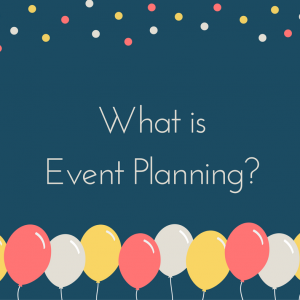what is event planning