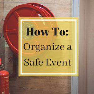 event safety guide