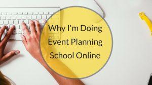Event Planning School Online
